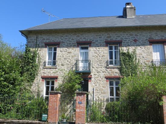Peyrat-le-Chateau, Francja: Main Entrance