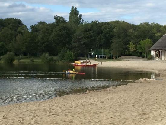 Pierrefitte sur Sauldre, Frankrig: Les Alicourts Resort