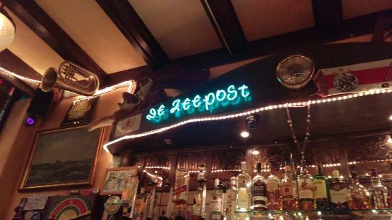 Cafe de Zeepost