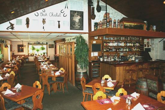 The Oak Chalet Restaurant