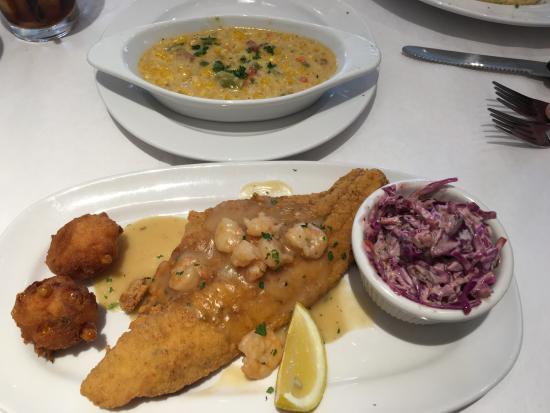 Acadiana Restaurant New Orleans