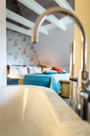 deluxe suite strandflieder billede af hotel aarnhoog keitum tripadvisor. Black Bedroom Furniture Sets. Home Design Ideas