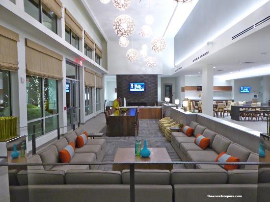 Element Basalt Aspen Hotel Lobby