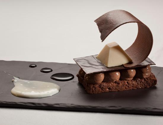 La Salseta: chocolates en texturas