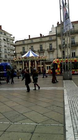 Argelliers, France : Centro de Montpellier