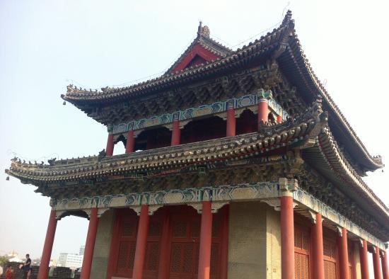 Kaifeng City Wall