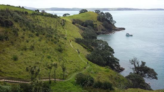 Isla Waiheke, Nueva Zelanda: Gorgeous coastal trails