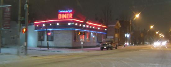 Broadway Lights Diner & Cafe