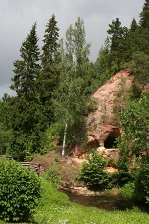 Lustuzis Cliff