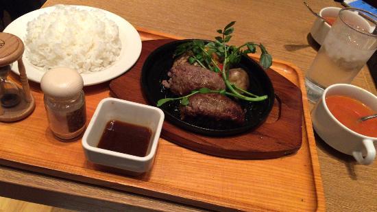 Ishigamaya Hambagu, Saitama Shintoshin