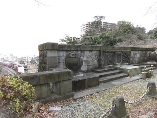 Tanna Shrine: 殉職碑