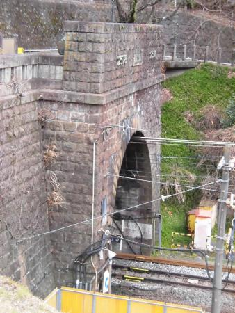 Tanna Shrine: 丹那トンネル