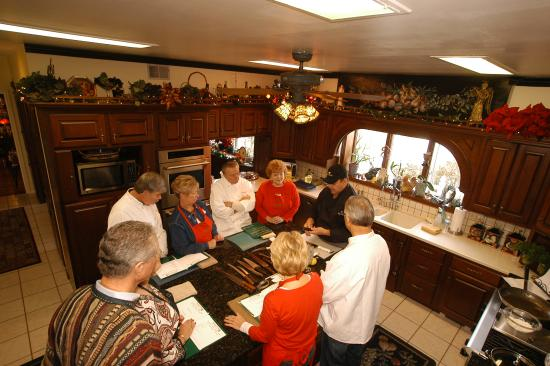 Annville, Pensylwania: Acclaimed Chef Cooking Class