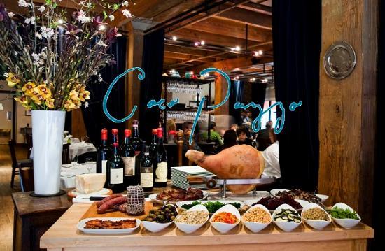 Photo of Italian Restaurant Coco Pazzo at 300 W Hubbard St, Chicago, IL 60654, United States