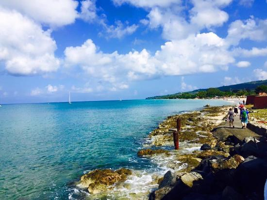 Frederiksted Pier