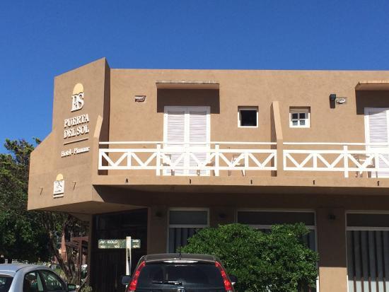 Foto de hotel puerta del sol pinamar pinamar restaurante for Hotel puerta de sol