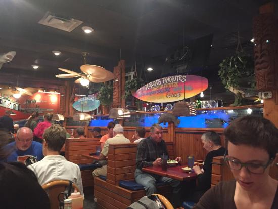 Photo1jpg Picture Of Floridas Seafood Bar Grill Cocoa Beach