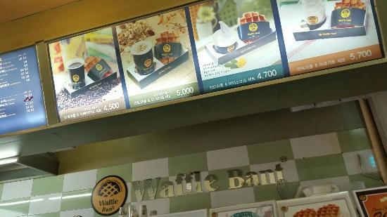 Waffle Ban Teu