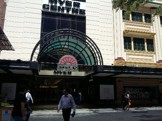 The Myer Centre