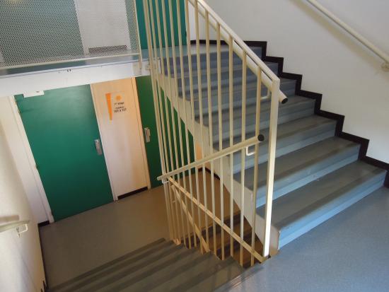 Escaliers intérieurs - Photo de Hôtel Première Classe Orléans Ouest ...