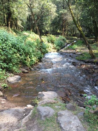 Parque Ecoturistico Dos Aguas