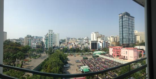 view from the 5th floor executive delux room w a balcony picture rh tripadvisor in