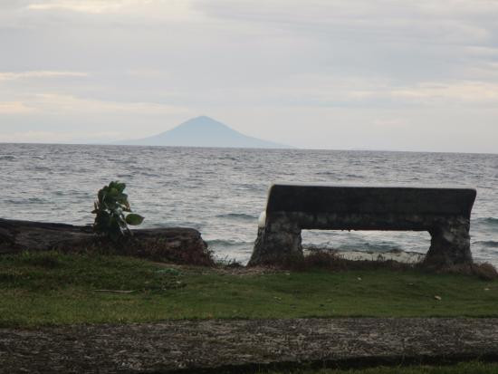 Tanjung Lesung Bay Villas Hotel & Resort: Mt. Krakatau