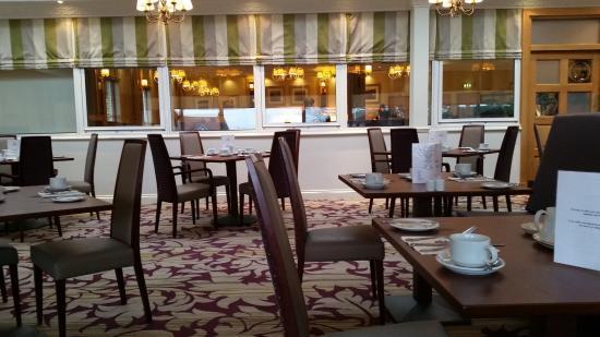 Brasserie Restaurant: Dining area