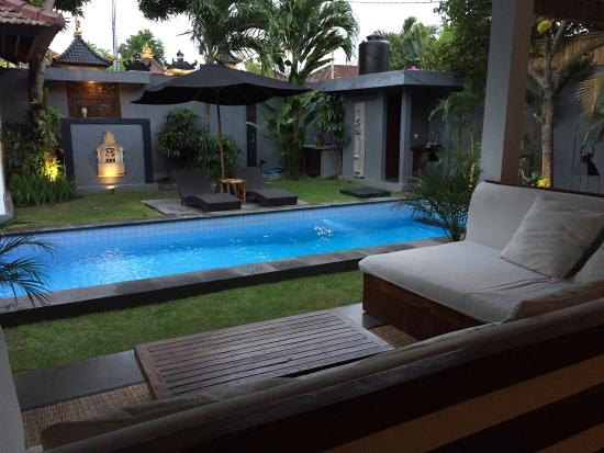 Great villas and superb service!!