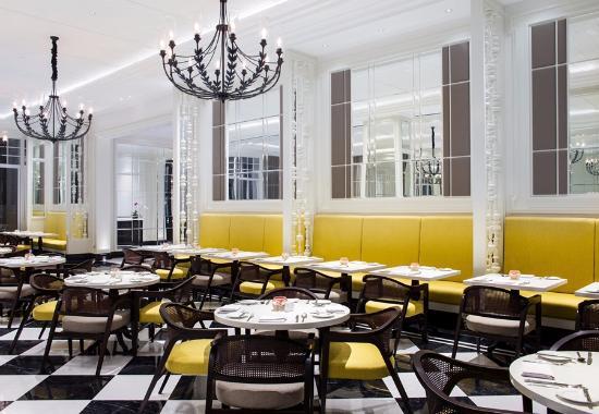 Saffron Restaurant: Saffron All Day Dining Restaurant
