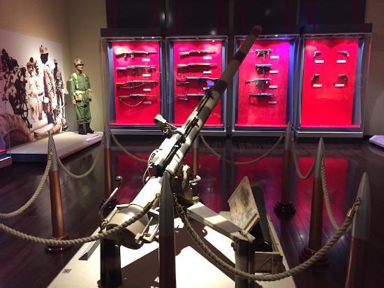 44903579dc055 Military paraphernalia. - Picture of Bahrain Military Museum