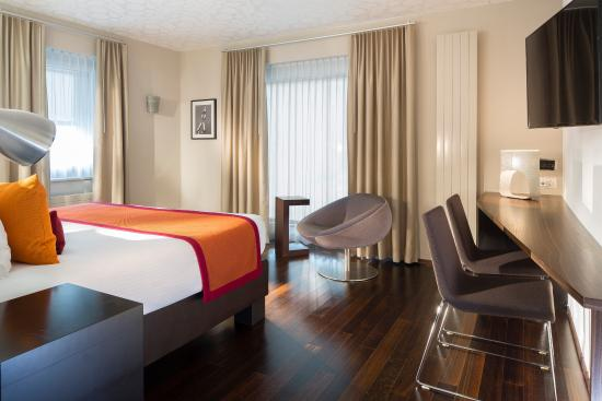 Hotel D - Basel: Executive Room
