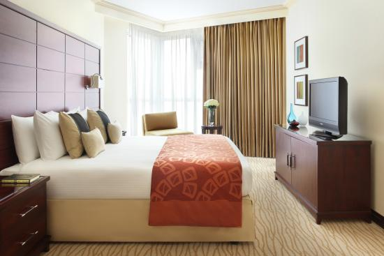 Movenpick Hotel & Residences Hajar Tower Makkah: Diplomatic suite bed room 2