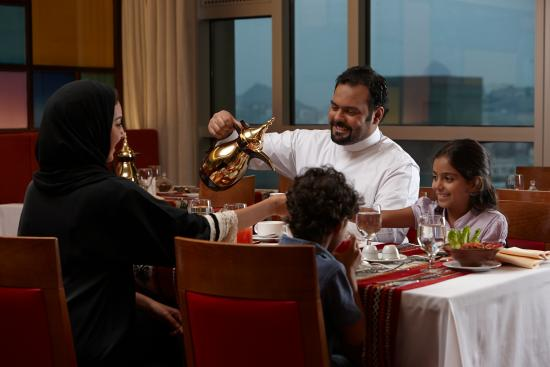 Movenpick Hotel & Residences Hajar Tower Makkah: Family Time