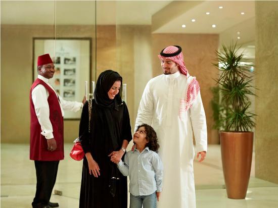 Movenpick Hotel & Residences Hajar Tower Makkah: Warm welcome