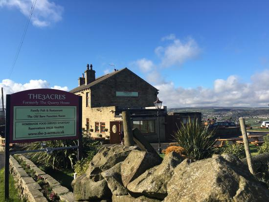 Absolutely Terrible Review Of The 3 Acres Restaurant Keighley England Tripadvisor