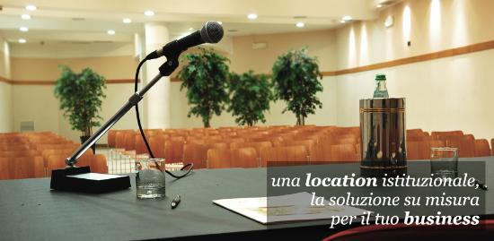 Perugia Park Hotel: sala congressi