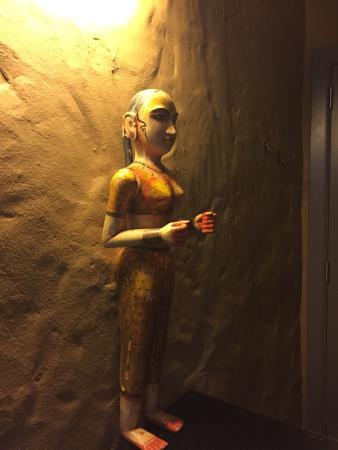 De Laurier : Kamer Geisha, super! Heel gezellig en romantisch