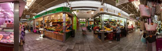 Image result for mercado de santa catalina