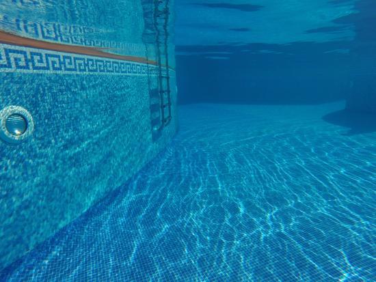 Le Merin Al Aqah Beach Resort Pool 6 Feet Deep