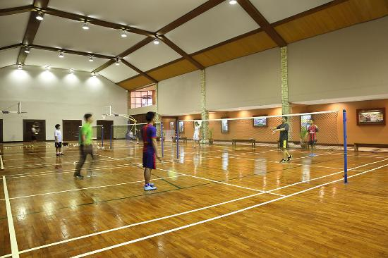 Aryaduta Lippo Village: Badminton Hall