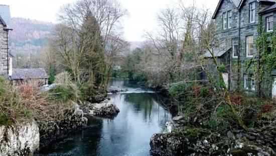 Snowdonia national park visitor centre betws-y-coed united kingdom