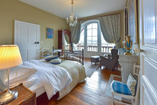 Bedroom Bird S Eye View Picture Of Chateau Les Roches