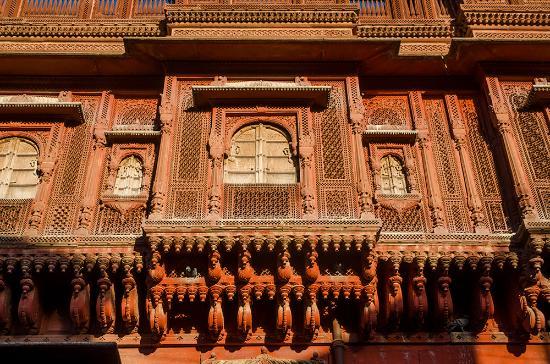 Euhhh    weird - Review of Lal Niwas, Phalodi, India
