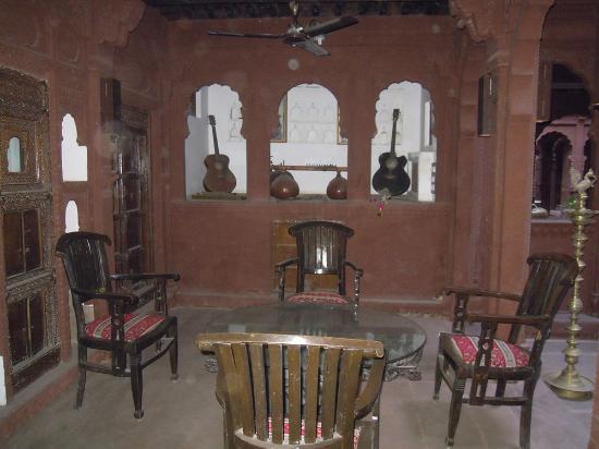 Lal Niwas : Un ambiente