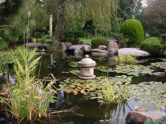 Himeji garden picture of himeji garden adelaide for Garden edging adelaide