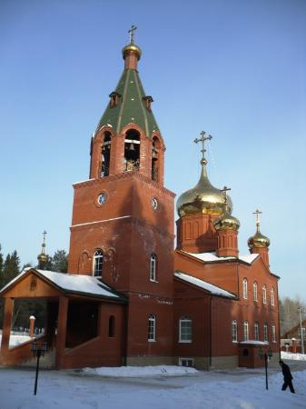 Temple of the Icon of the Mother of God Inexhaustible Cup
