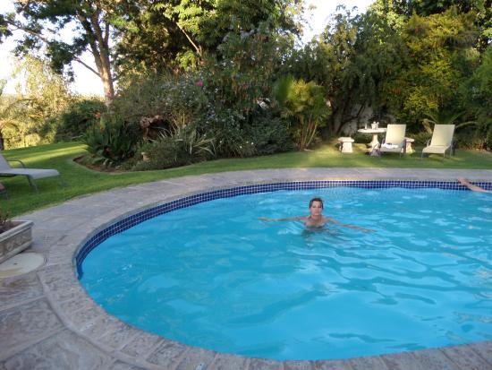 Avoca River Cabins : pool