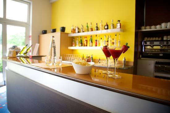 Anusca Palace Hotel Bologna: Anusca Palace Hotel - Il Bar.