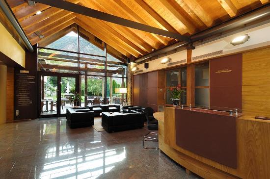 Hotel Riberies: Riberies, recepcción